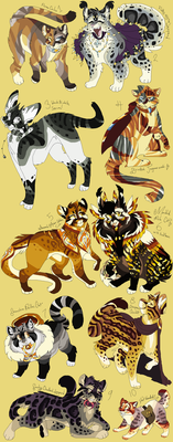 Hybrid Adoptables - OTA Opened! by Teelia