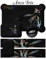 Arco Iris Bundle Banner A by NepinRith