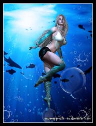 Dolphin by Aphrodite-NS