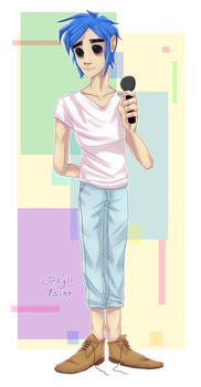 2d by jekyll-paint