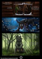The God Stone: Prologue 3 by Evilddragonqueen