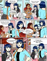 MLB Comic: Hello Clarice 02 by Rice-Lily
