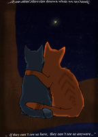 Do you think Starclan knows what we are doing? by MichelleTheCat