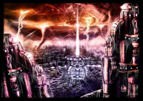 End of times by padisio