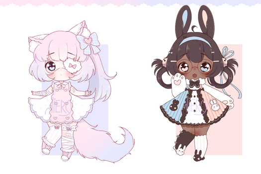 [Closed] Adopt AUCTION #4 by Miercy
