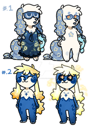 light in the night adopts (1/2 pending!) by sirfluff-thefluff