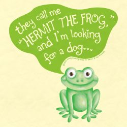 Hermit the Frog. by artistang-kamote12