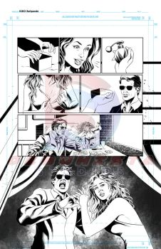 X-men Sample Pages_Page 2 of 6 by debuhista