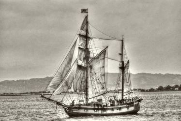 Tall Ship by nomisdice