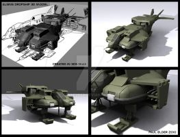 Dropship by paulelder