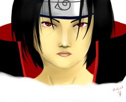 Itachi real version by Hermes04