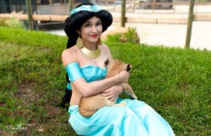 Colossalcon '13 - A Furry Friend by FushichoCosplay