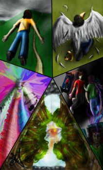 Experiences - Fly, Change, Achieve, See, Encounter by Icekler