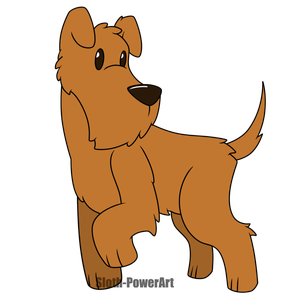 Cute Dogs - Irish Terrier by Sloth-Power