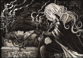 Alucard's Nightmare by Candra