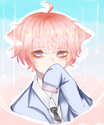 nya by toriikun