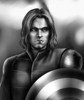 Winter Soldier by SargeCrys