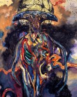 There Came a Messenger by CliveBarker