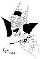 Batman Who Laughs by Kyo-Hisagi