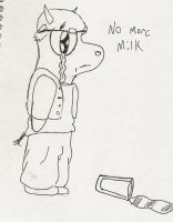 No more milk by Lavawolf