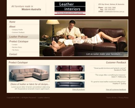 Leather Interiors by StratocasterUK