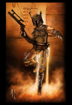 The Fett by HannahNew