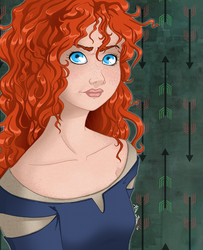 Merida by Maqqy96