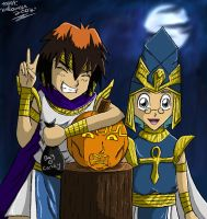 --A Very Egyptian Halloween-- by pdutogepi