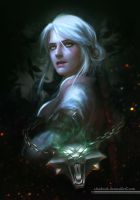 Cirilla by shalizeh