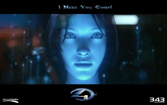Halo 4 - I Need You by Tiletron
