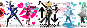MMD DL Directory 11 [+ Pose Pack DL] by Angela-16