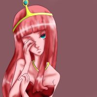 Fanart: Adventure Time: Princess Bubblegum by Naoyuki-Murai