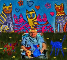 Ingeline and her Creations by LindArtz