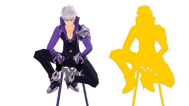 (MMD ELSWORD) ADD LP (DL DOWN) by Cresitonia