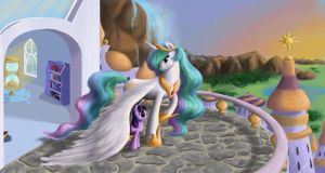 Let me show you the world by Telanore