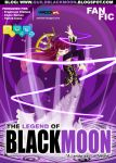 Capa Fanfic Grand Chase ~ Legend Of BLACKMOON by YarickArt