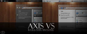 Axis VS BETA by Austin8159
