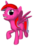 Strawberry Twinkle 3D something by SchattenspielKat