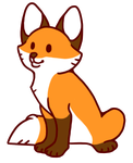 F2U .: Little Red Fox by SoluxeVitaeli