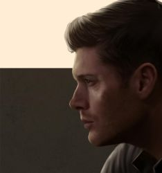 Dean Winchester by Esther-Viola