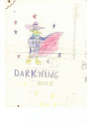 Darkwing Duck (1995/96) by elfenscheisse