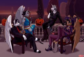 The Highlander's Halloween by WWRedGrave