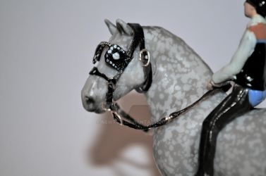 SM Draft bridle by Newt471