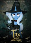Trx - The Great and Powerful by wolfjedisamuel