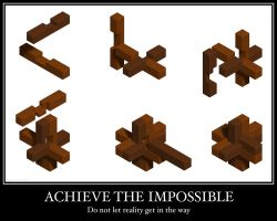 Achieve The Impossible by eriban