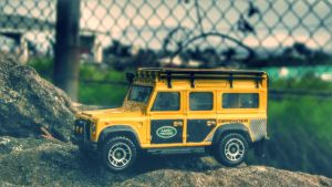 Land Robert 110 Defender by MannuelAlegria