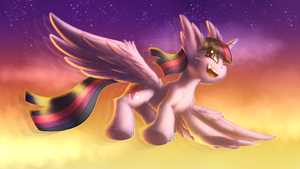 Flight by Shad0w-Galaxy