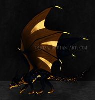 Dragon Design Auction #4 [CLOSED] by Trioza