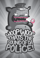WOOP WOOP by KIWIE-FAT-MONSTER