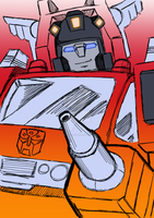 Commission:  G1 Inferno by Natephoenix